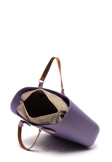 O bag Geanta de mana, cu logo stantat Femei