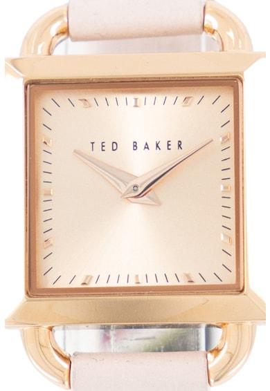 Ted Baker Ceas analog patrat Femei