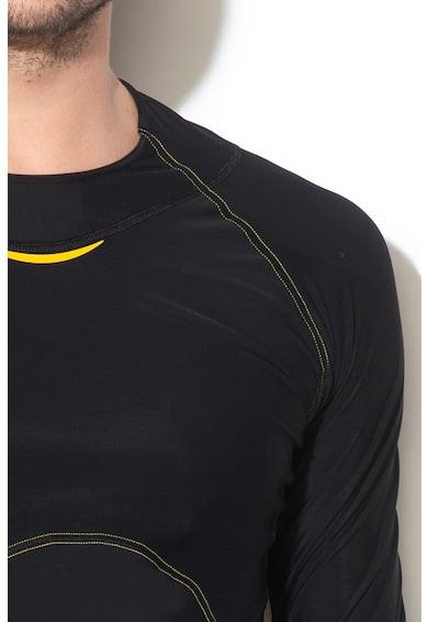 Skins Bluza cu cusaturi contrastante, pentru antrenament Barbati