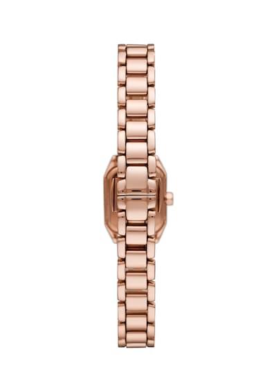 Emporio Armani Часовник с верижка от инокс Жени