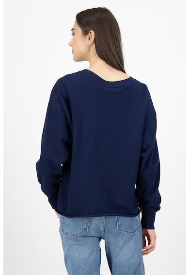GAP Bluza sport lejera cu imprimeu curcubeu Femei