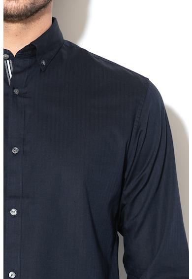 Jack&Jones Памучна риза Focus по тялото Мъже