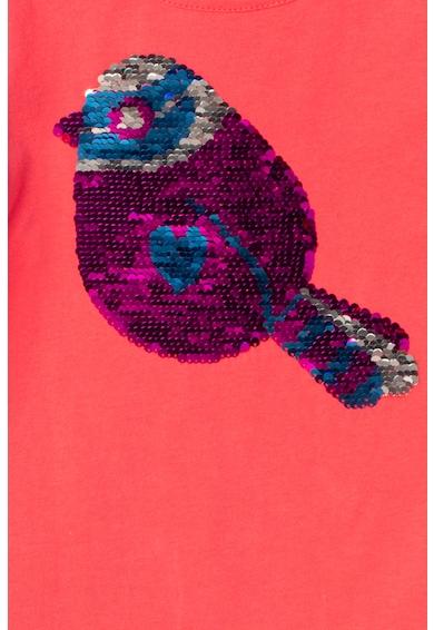 Esprit Bluza cu aplicatie din paiete reversibile Fete