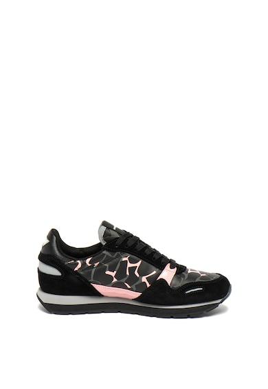 Emporio Armani Велурени спортни обувки Жени