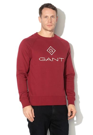 Gant Bluza sport cu broderie logo Lock Up Barbati