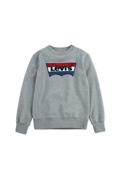 Levi's Kids Bluza sport cu aplicatie logo Baieti