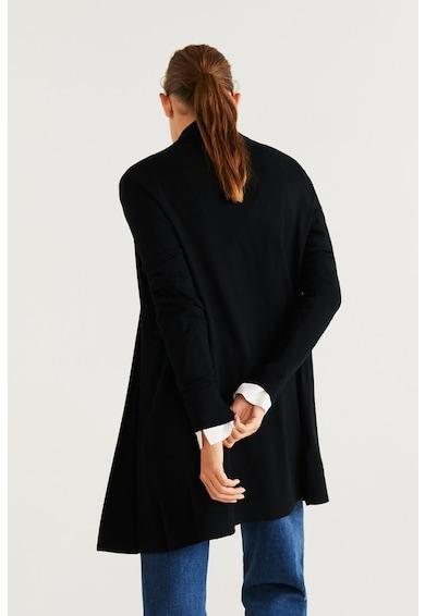 Mango Cardigan tricotat fin fara inchidere Alma Femei