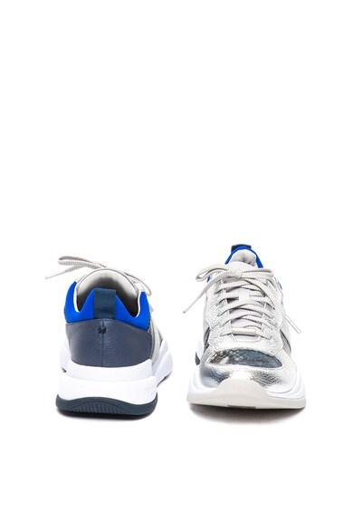 Ted Baker Pantofi sport de piele cu model piele de sarpe Wavara Femei
