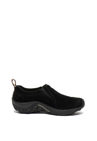 Merrell Pantofi sport slip-on de piele intoarsa Jungle Moc Barbati