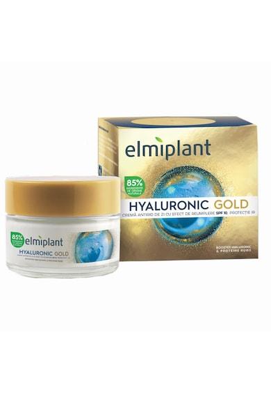 Elmiplant Crema de zi  Hyaluronic Gold, Femei, 50 ml Femei