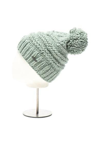 Barts Caciula tricotata manual, din amestec de lana Jasmin Femei