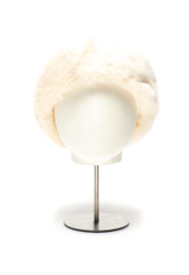 Barts Caciula cu model cu torsade si garnitura de blana sintetica Femei