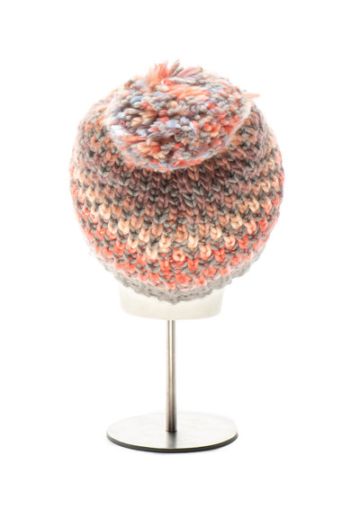 Barts Caciula tricotata cu ciucure Nicole Femei