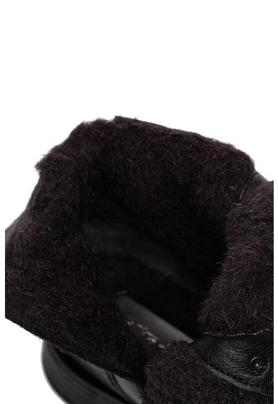 Tamaris Ghete de piele cu captuseala de lana Femei