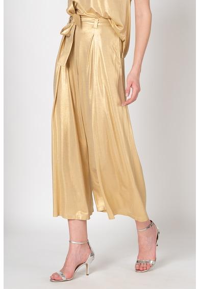 Marella Pantaloni culotte cu cordon in talie Infante Femei