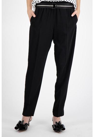 Sportmax Code Pantaloni cu o curea in talie Blanc Femei