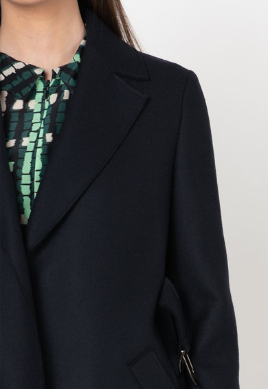Max&Co Palton din amestec de lana Casella Femei