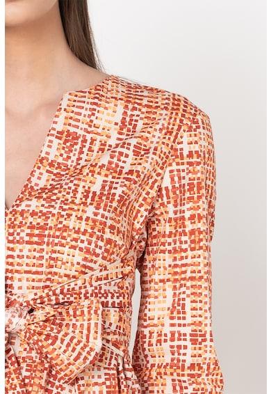 Max&Co Разкроена рокля Dionisio с връзки отпред Жени