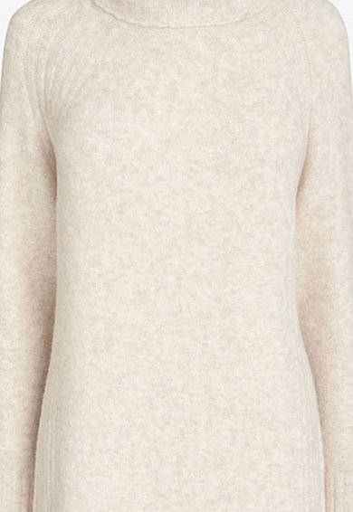 NEXT Rochie tricotata din amestec de lana Femei