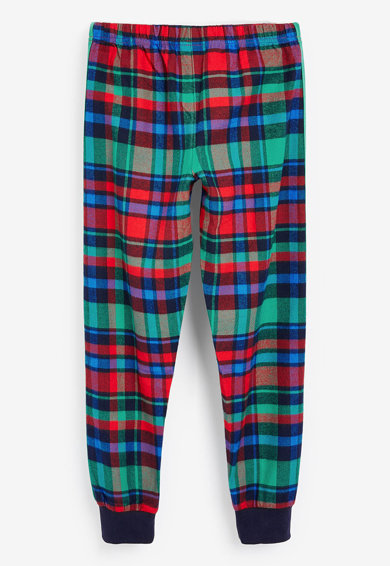 NEXT Set de pijamale in carouri - 2 perechi Baieti