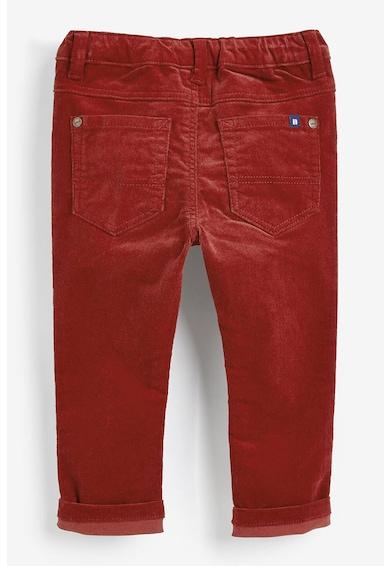 NEXT Pantaloni din reiat, cu 5 buzunare Baieti