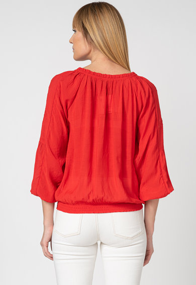 DESIGUAL Bluza tip tunica cu broderii Venecia Femei