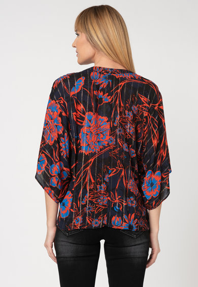 DESIGUAL Bluza cu maneci chimono Siena Femei