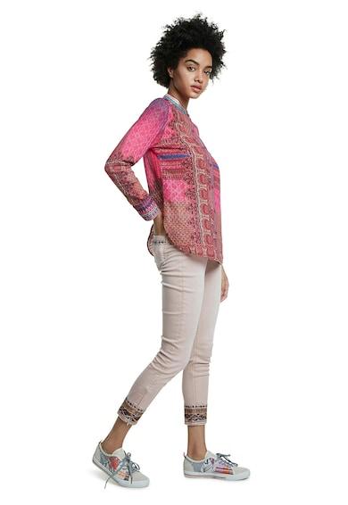 DESIGUAL Camasa cu guler Mao Femei
