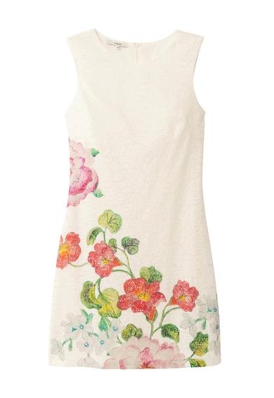 DESIGUAL Rochie din dantela cu model floral Femei