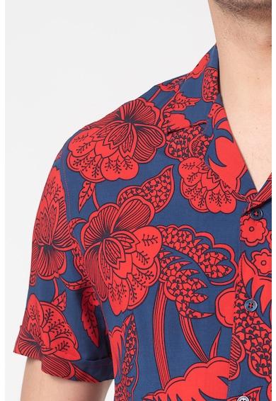 DESIGUAL Camasa vaporoasa cu imprimeu floral Finn Barbati