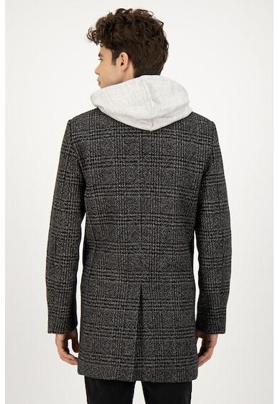BLEND Palton din amestec de lana Barbati