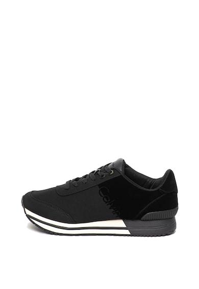 Calvin Klein Jeans Pantofi sport cu talpa contrastanta Emile Barbati