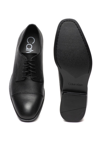 CALVIN KLEIN Pantofi derby de piele Carnell Barbati
