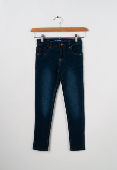 GUESS JEANS Jeggings cu aspect decolorat Fete