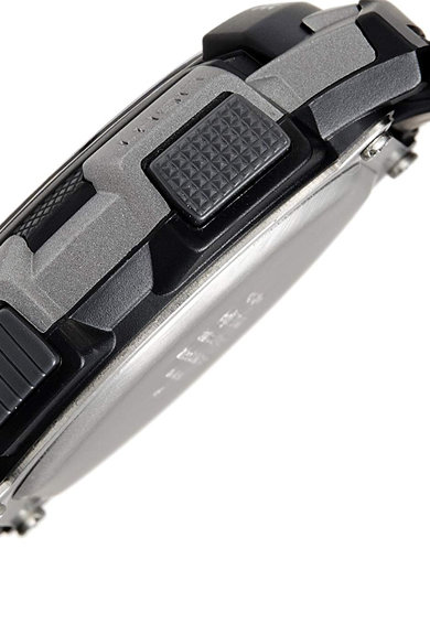 Casio Цифров часовник с хронограф Мъже
