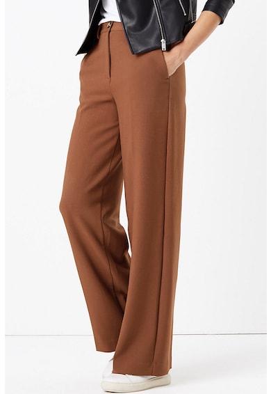 Marks & Spencer Pantaloni cu croiala ampla si talie inalta Femei