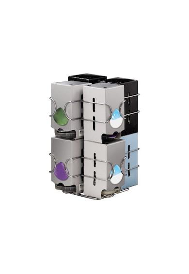 Xavax Suport  Campatto pentru 64 capsule Tassimo, Argintiu Femei