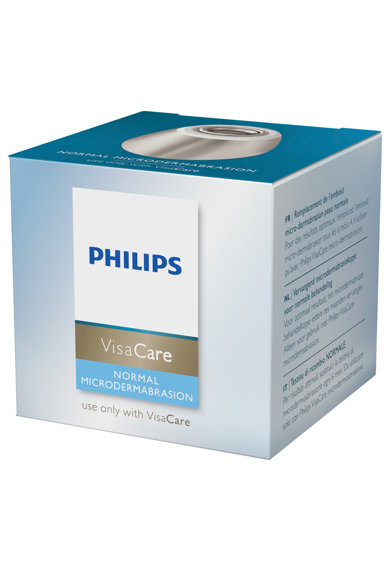 Philips Accesoriu microdermabraziune  Visacare /01, ten normal, inlocuire la 6 luni Femei