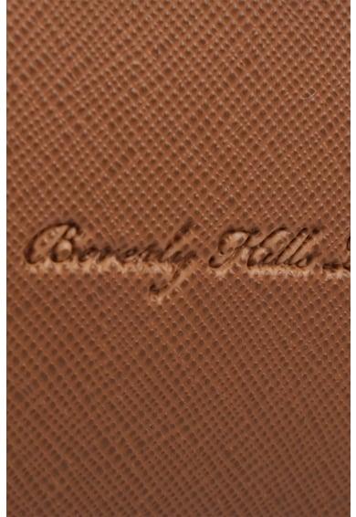 Beverly Hills Polo Club Geanta de piele ecologica cu bareta de umar, din lant Femei