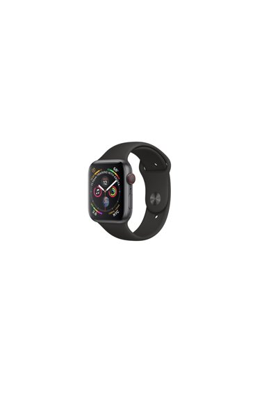 Apple Watch 5 GPS + Cellular, 44mm Space Grey Aluminium Case with Black Sport Band - S/M & M/L Жени