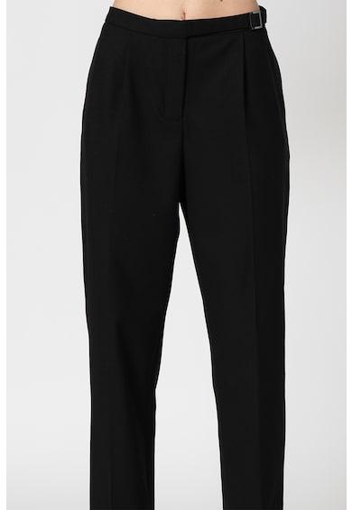 Ted Baker Pantaloni crop cu croiala conica Starme Femei