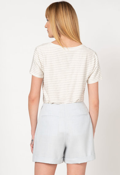 Ted Baker Tricou relaxed fit cu model in dungi Giianai Femei