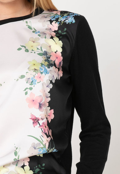 Ted Baker Pulover cu model floral Madiiey Femei