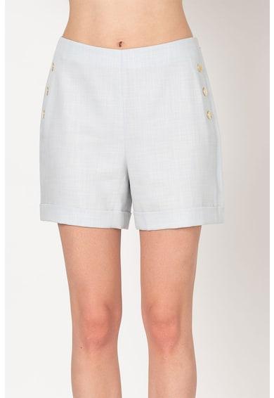 Ted Baker Pantaloni scurti cu nituri si logo Peliat Femei
