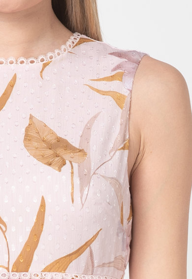 Ted Baker Rochie fara maneci cu imprimeu floral Rontie Femei