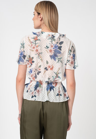 Ted Baker Bluza vaporoasa cu imprimeu floral Byrann Femei