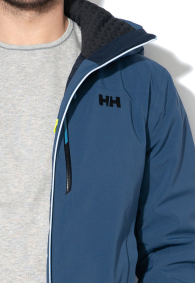 Helly Hansen Geaca regular fit, impermeabila, cu gluga detasabila, pentru schi Alpha Lifaloft Barbati