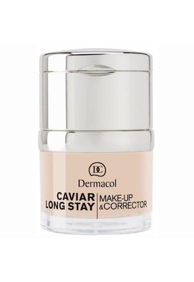 Dermacol Fond de ten & corector  Caviar Long Stay, 30 ml Femei