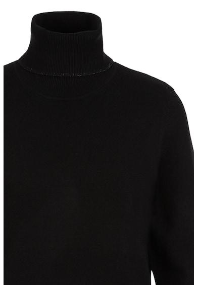 s.Oliver Pulover din tricot fin, cu guler inalt Femei