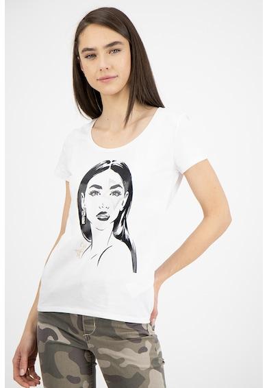 Liu Jo Десенирана тениска Жени